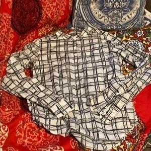 Obey blouse